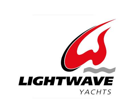 Lightwave yachts logo