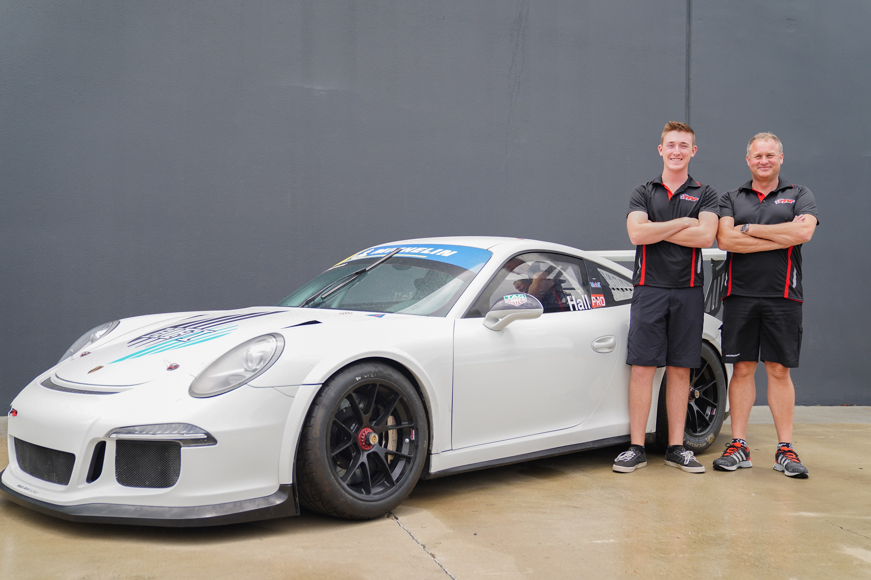 McElrea Racing Driver